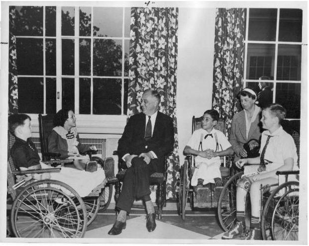 Franklin Delano Roosevelt 1