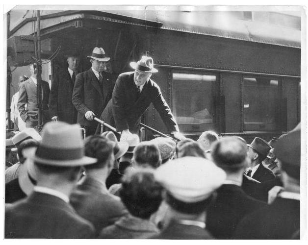 Franklin Delano Roosevelt 3