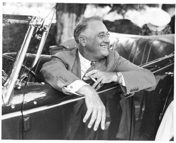 Franklin Delano Roosevelt 6